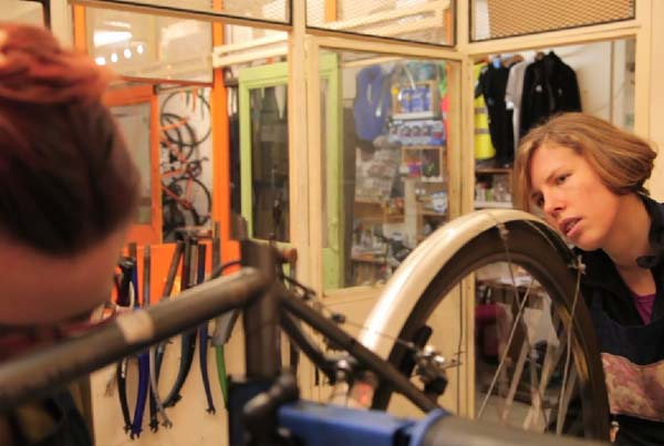 The Broken Spoke Bike Co-op Story