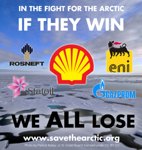 Fight for the Arctic