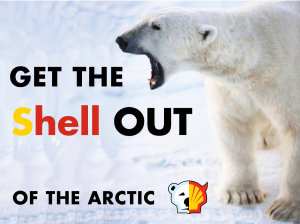 Get the Shell Out of the Arctic v1